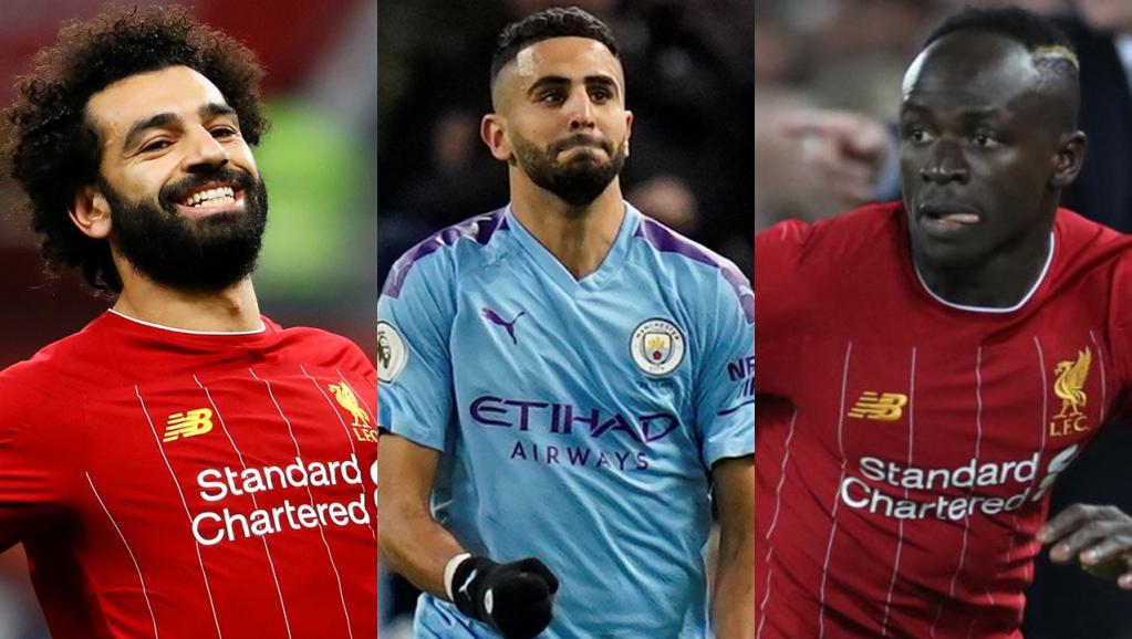 Joueur africain de l'année 2019: Sadio Mané part favori devant Mahrez et  Salah