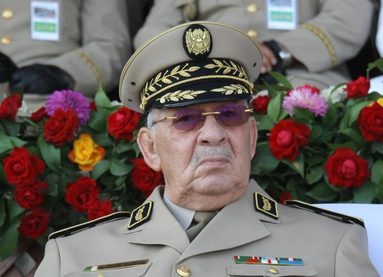 Algérie : le très puissant général Ahmed Gaïd Salah est mort