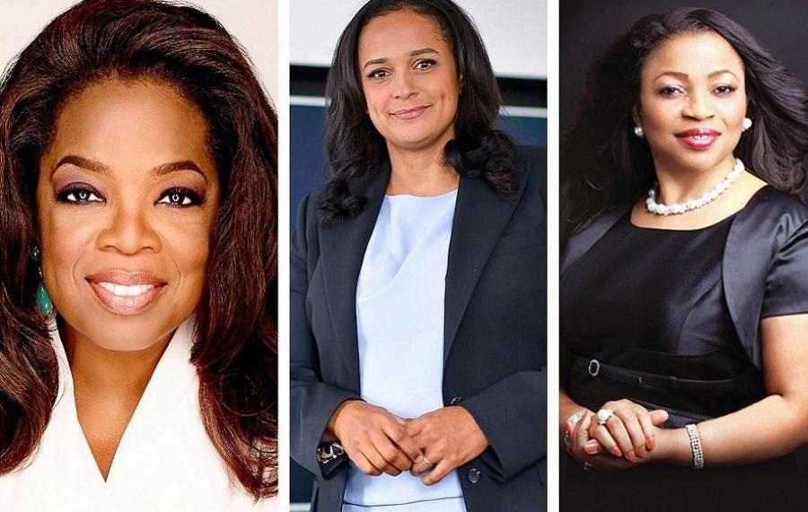 Photos: voici les trois seules femmes noires milliardaires au monde
