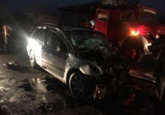 Louga: Un mort et trois blessés graves dans un accident à 2 km de la ville