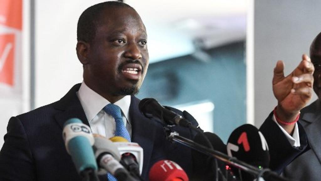 Côte d'Ivoire: Guillaume Soro dénonce une «dérive autoritaire» du pouvoir