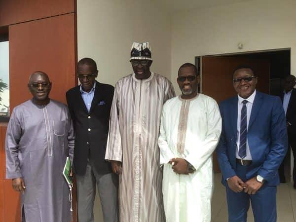 Urgent: Moustapha Cissé Lô reçu par l'ancien président Abdoulaye Wade