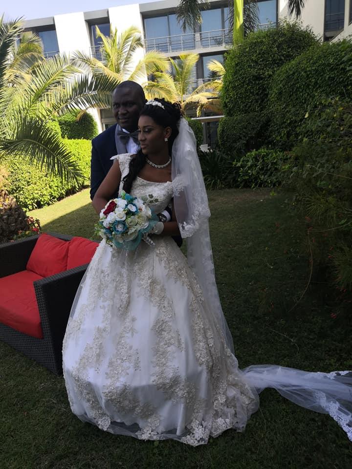 7 PHOTOS: le député Toussaint Manga dévoile les clichés de son mariage...
