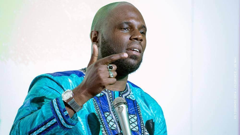 Kémi Seba en comparution immédiate devant le Procureur à Ouagadougou