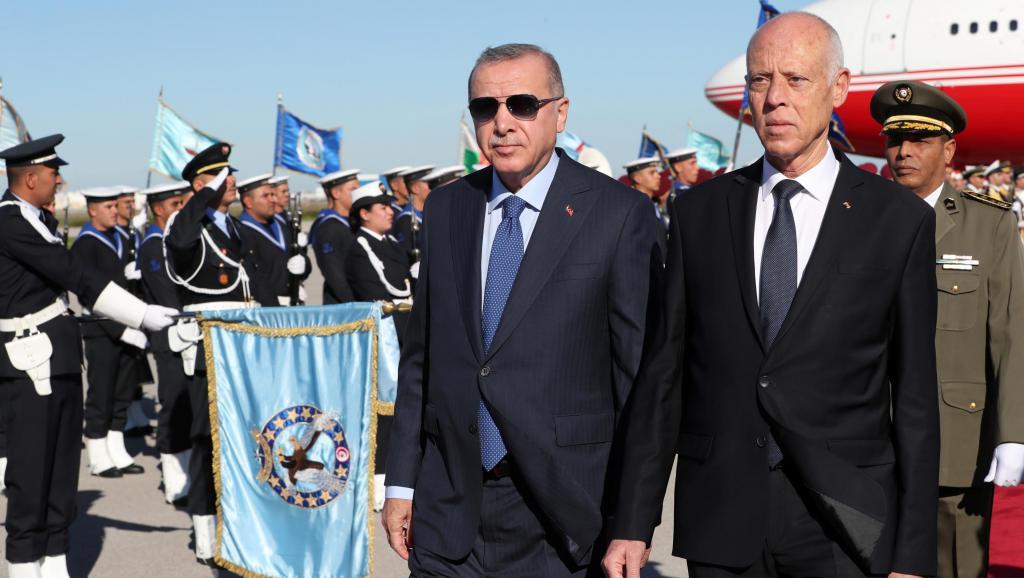 Tunisie: Vive polémique après la visite du président turc