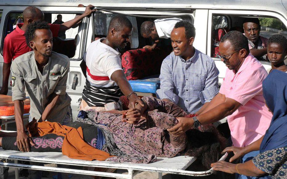 Somalie : un attentat à Mogadiscio fait plus de 70 morts