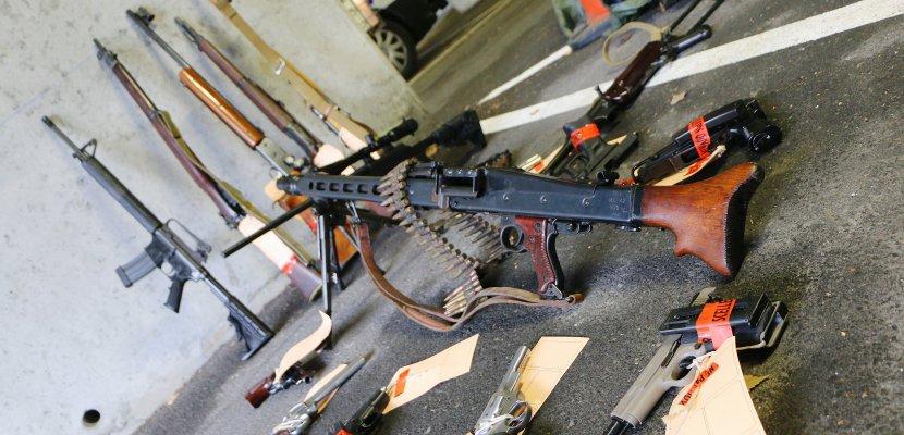 Afrique du Sud: de nouveaux stocks d'armes volés dans une base militaire