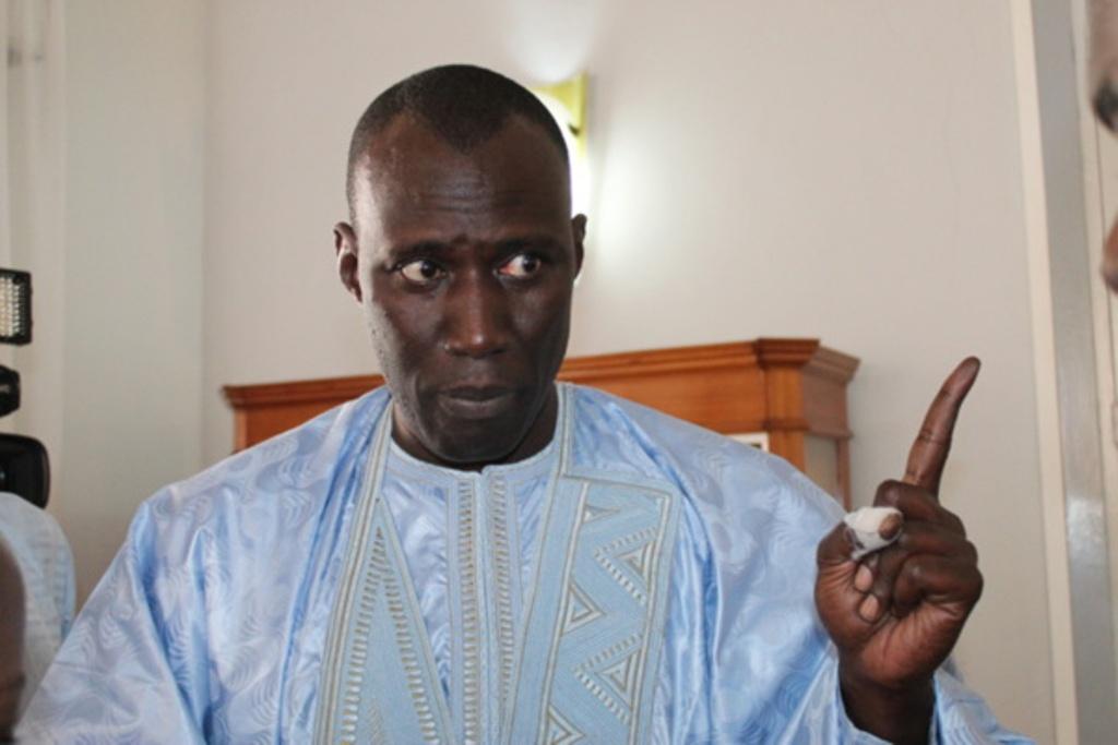 3ème mandat de Macky sall : « le président de la république nous a formellement interdit de nous prononcer sur ce débat », déclare Alioune Fall
