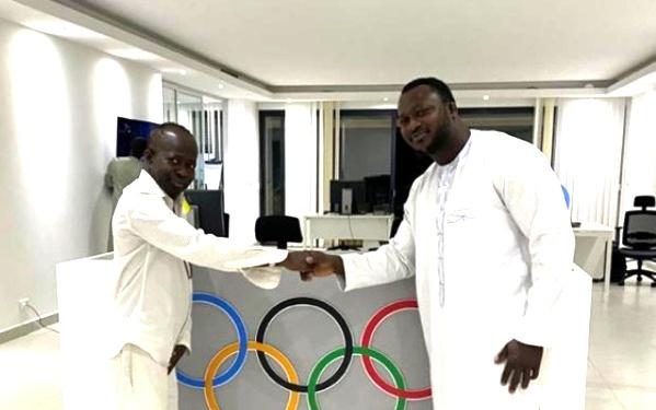 Jeux Olympiques de la Jeunesse de Dakar en 2022: Diagna Ndiaye enrôle le lutteur Modou Lo