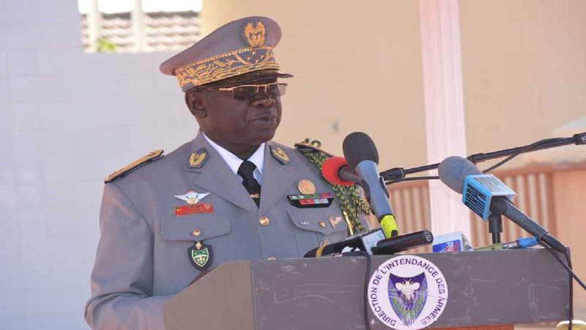 Armée sénégalaise: le Cemga Cheikh Guèye fait ses adieux aujourdhui
