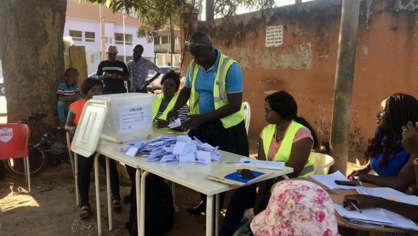 Les résultats du deuxième tour attendus mercredi en Guinée-Bissau