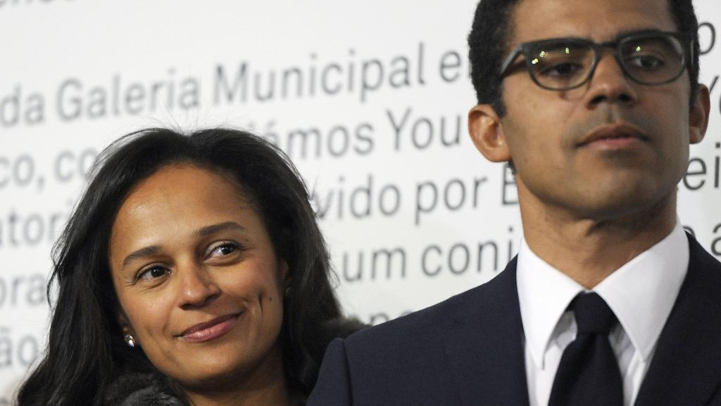 Angola: La justice gèle les avoirs de la fille de l'ancien président Dos Santos