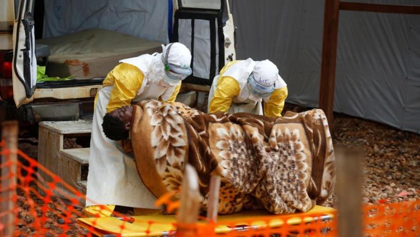 Plus de 3000 cas d'Ebola enregistrés en RDC