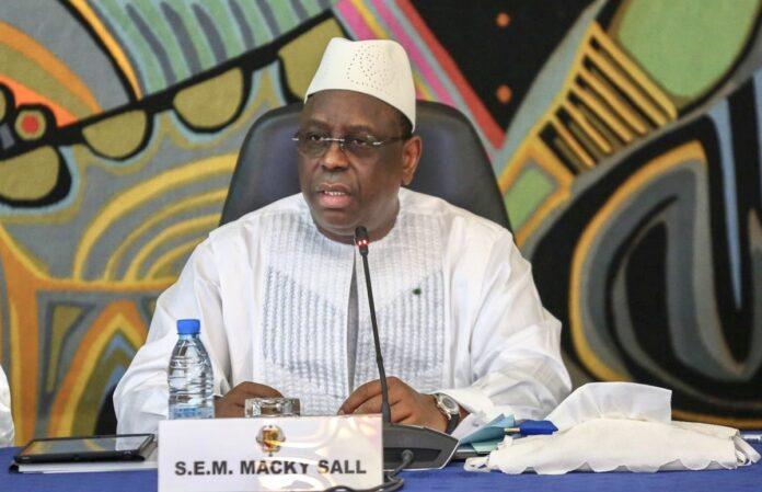 Bilan: Macky Sall liste ses pas en avant de l'année 2019 sur Twitter