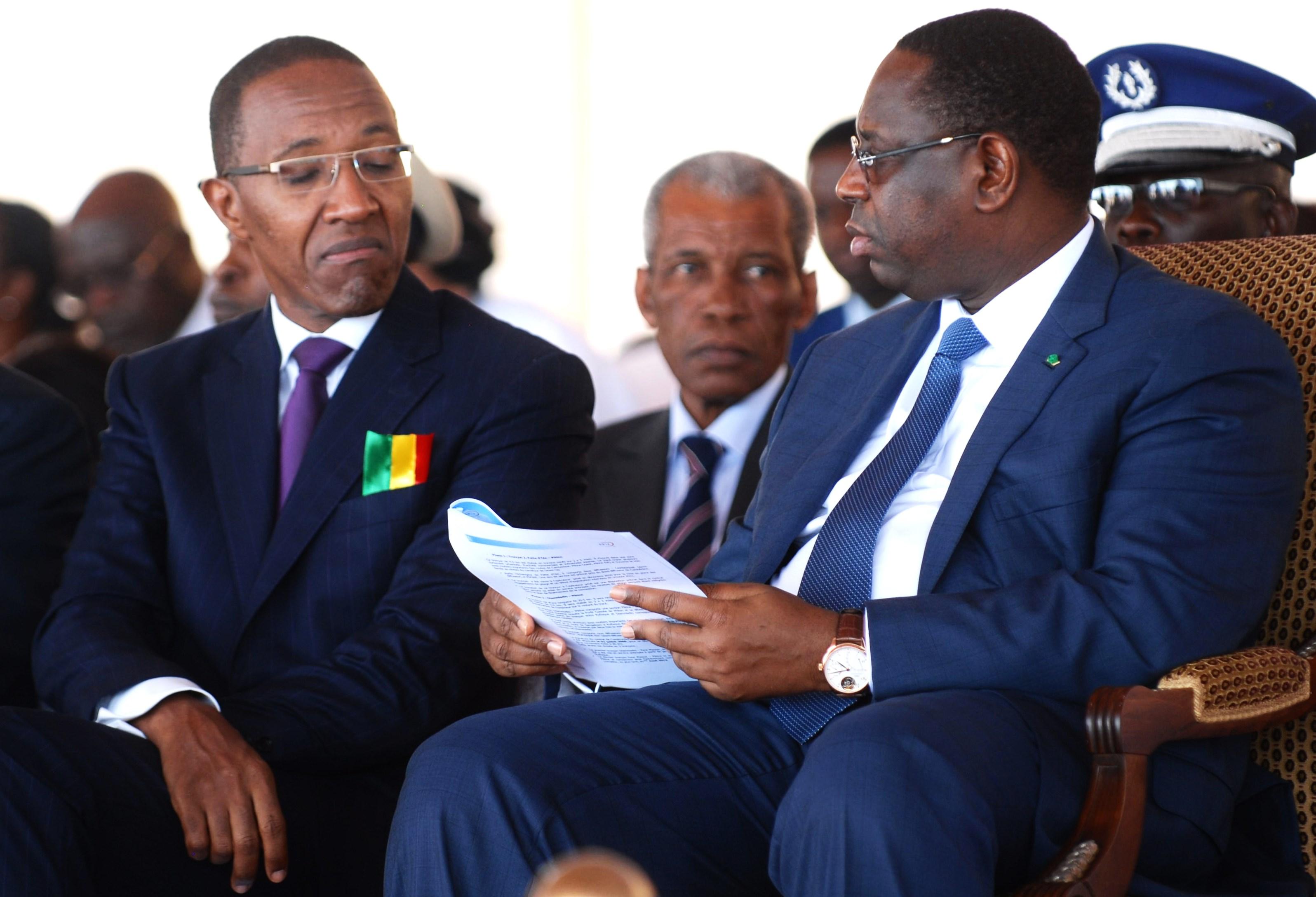 Macky Sall répond à Abdoul Mbaye : «Il est peut-être devenu aveugle »