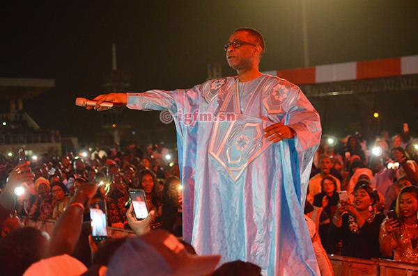 Grand Bal 2020 à Mbour: Youssou Ndour enflamme le stade Caroline Faye avec du « Xawaré »