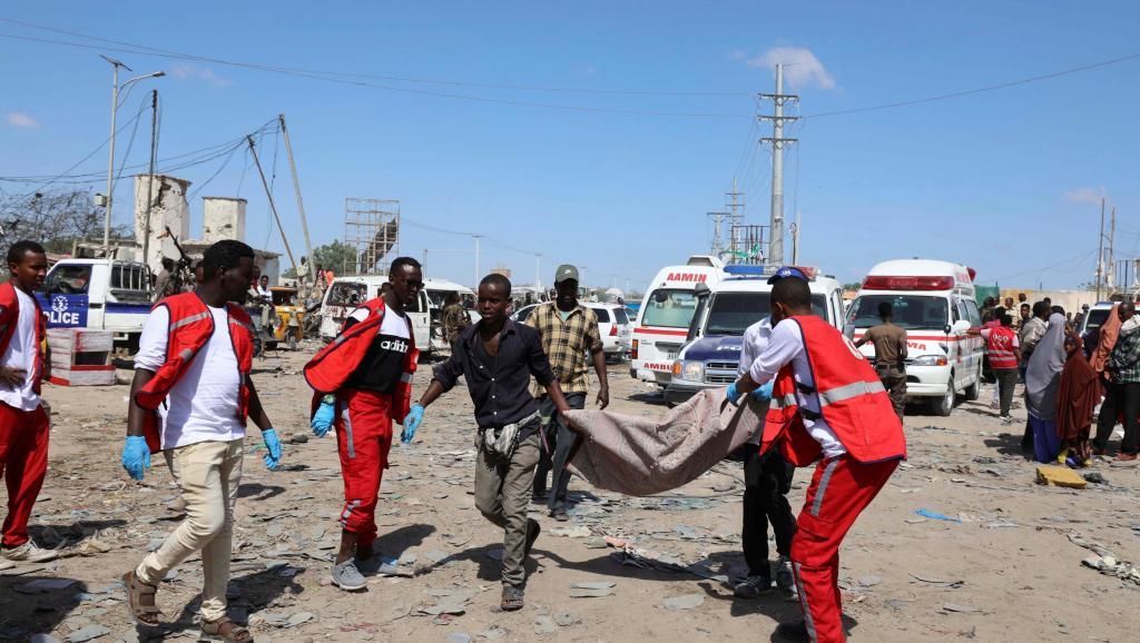 Attentat en Somalie: Les renseignements accusent une main étrangère