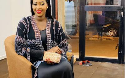 PHOTOS  - Admirez Sokna Diarra Wade, la ravissante épouse de Serigne Modou Kara Mbacké