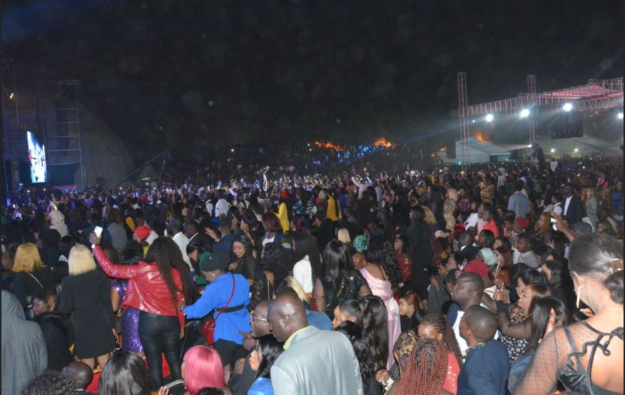 PHOTOS - Grand Bal au CICES: Les premières images du concert de Youssou Ndour