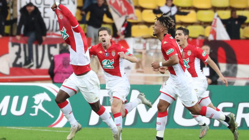 Coupe de France : Keita Baldé propulse Monaco pour les 16es de finale