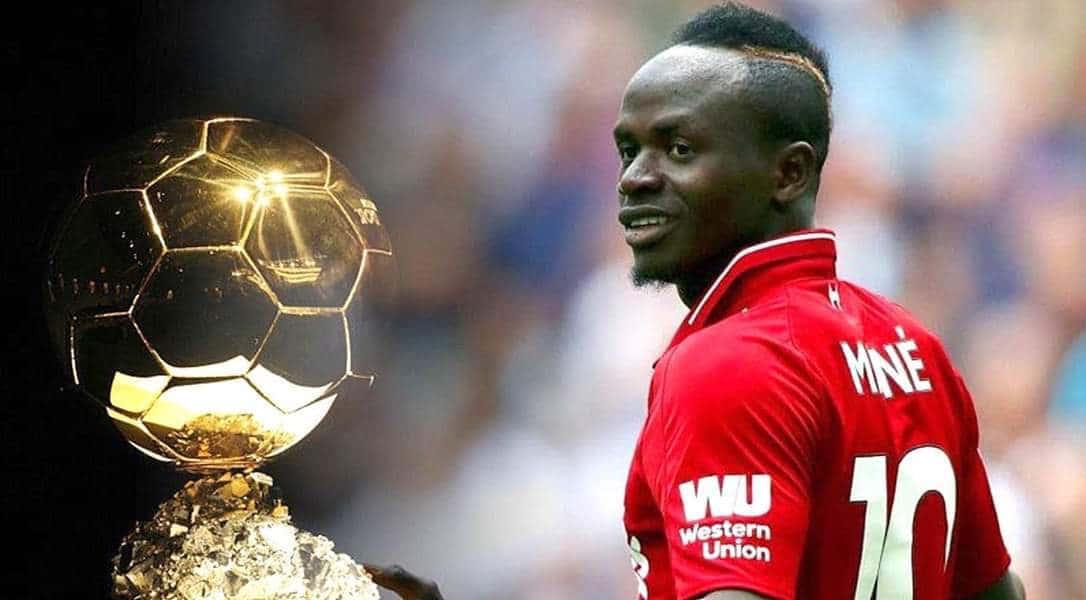 Joueur africain de l'année: Sadio Mané, immense favori pour un premier sacre
