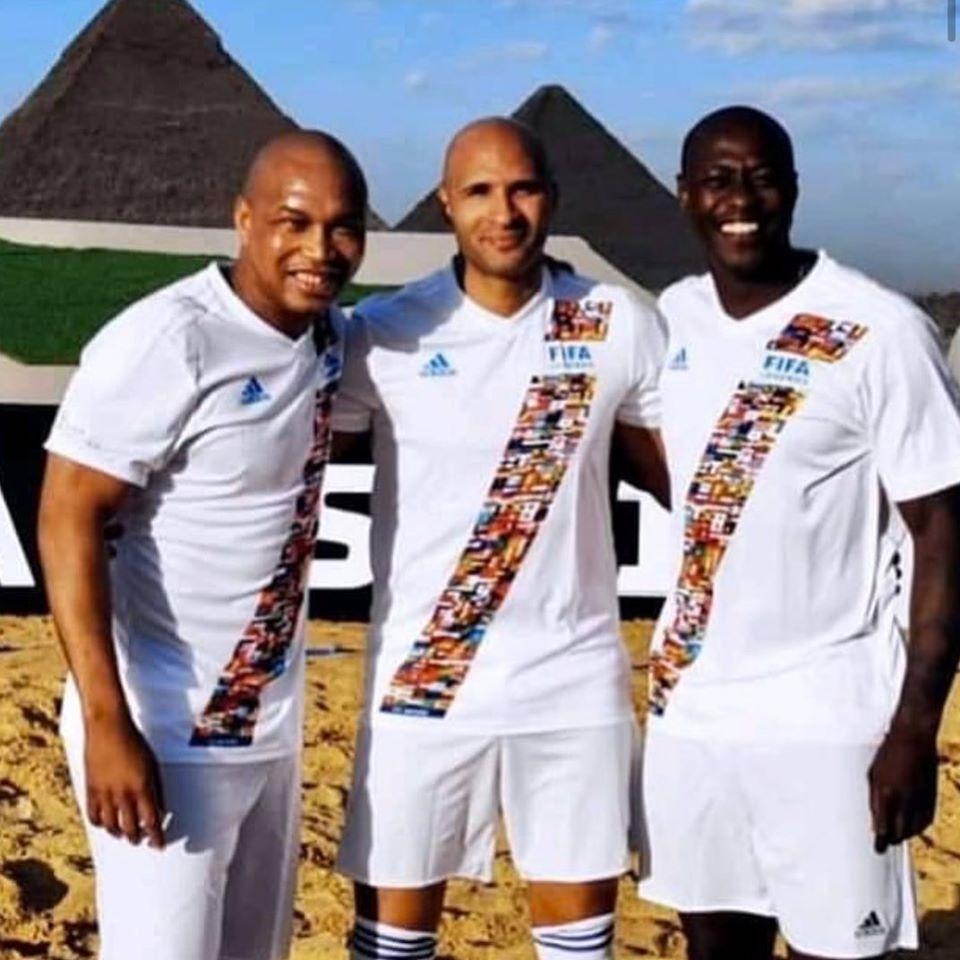 Arrêt sur image – Caf Awards: Diouf, Diomansy et Fadiga déjà au Caire
