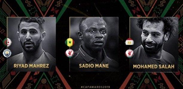 Ballon d'or africain 2019 : Sadio Mané récompensé