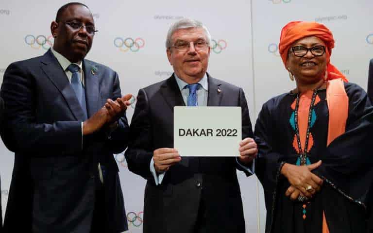 DEUX DISCIPLINES SPORTIVES S'AJOUTENT AU PROGRAMME DES JOJ 2022