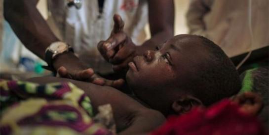 La RDC connait la pire épidémie de rougeole au monde