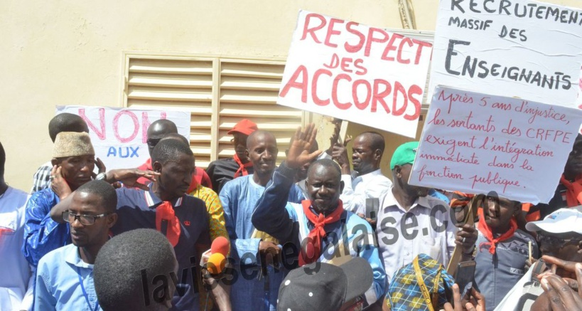 Grève annoncée des enseignants: Les parents s'inquiètent et appellent l'Etat et le G7 à discuter