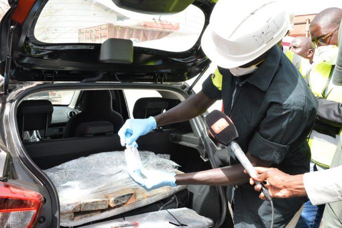 Drogue saisie au Port: Liberté provisoire refusée à Toubèye et Cie