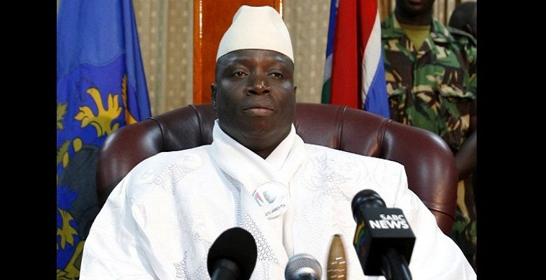 Yahya Jammeh sommé de ne plus retourner en Gambie