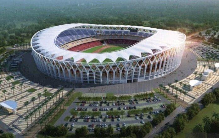 Stade olympique de Diamniadio : la pose de la première pierre aura finalement lieu le 20 février 2020