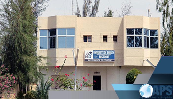 Université de Bambey: les étudiants décrètent 72 heures de grève
