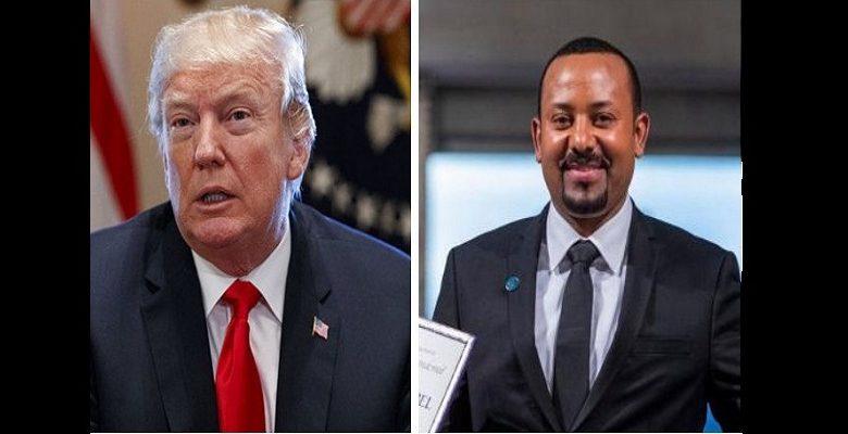 Prix Nobel de la Paix 2019 : le Premier ministre éthiopien clashe Donald Trump