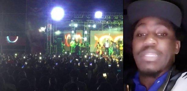 Mbao: le concert de Waly Seck sous haute tension