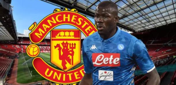 Transfert de Koulibaly: Un accord a été trouvé avec Man United