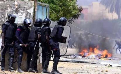 Université de Bambey : deux policiers blessés lors d'affrontements avec les étudiants