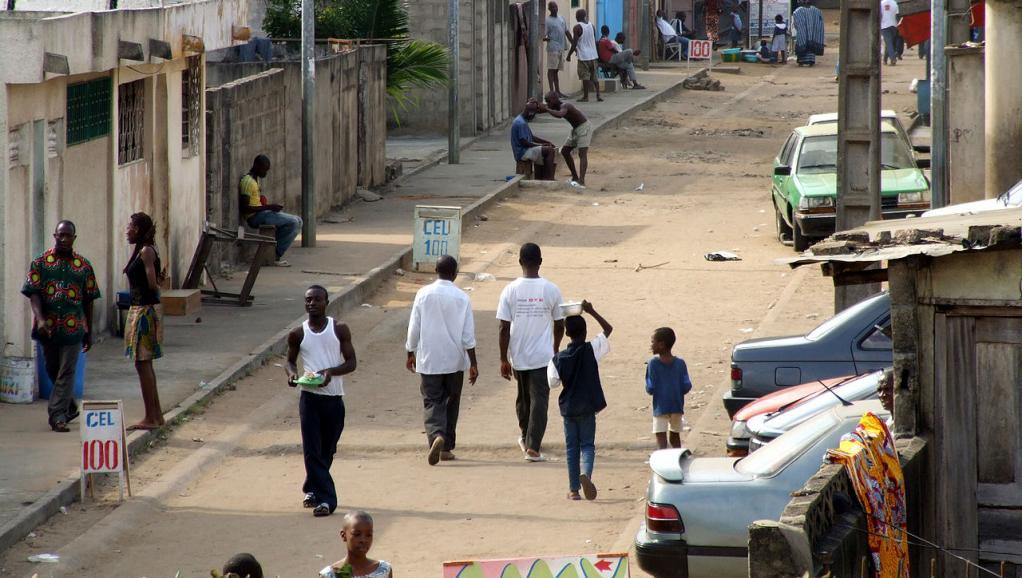 Côte d'Ivoire: Colère des taxis, taxis collectifs et minibus de Yopougon