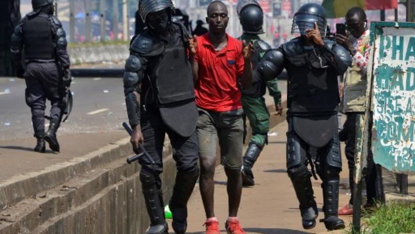 Manifestations en Guinée: la situation inquiète Human Rights Watch