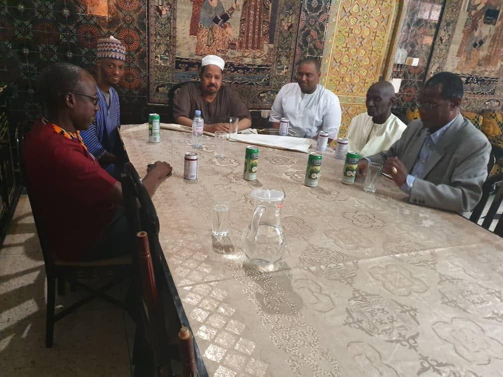 PHOTOS - Cheikh Niasse chez Amed Khalifa Niasse: Les relations se consolident