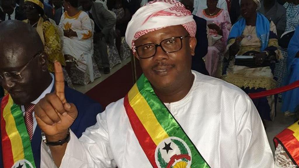 Présidentielle en Guinée-Bissau : la commission électorale valide la victoire d'Embalo