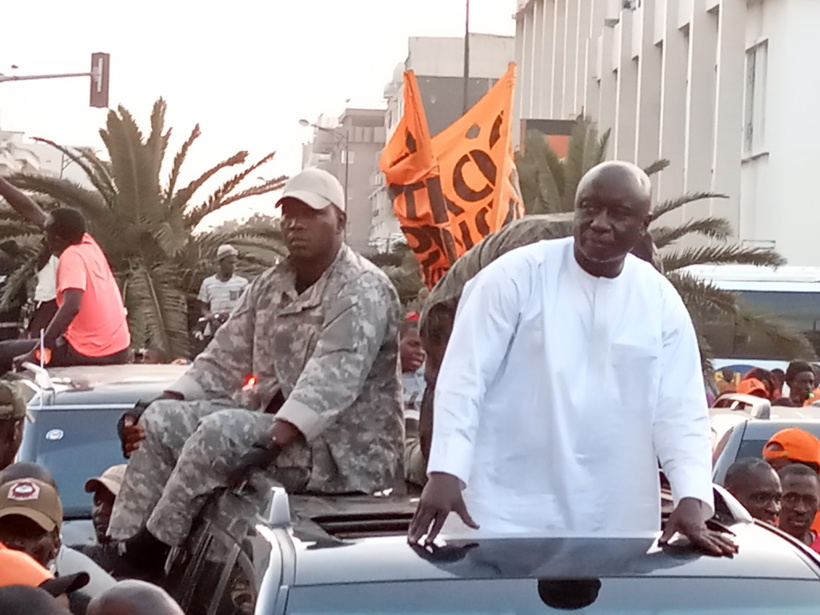 Politique: Le Dr. Babacar Diop indisposé par le silence d'Idrisssa Seck