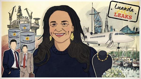 LUANDA LEAKS: Comment la femme la plus riche d'Afrique a exploité les liens familiaux, les sociétés-écran et les transactions internes pour bâtir un empire (Icij)