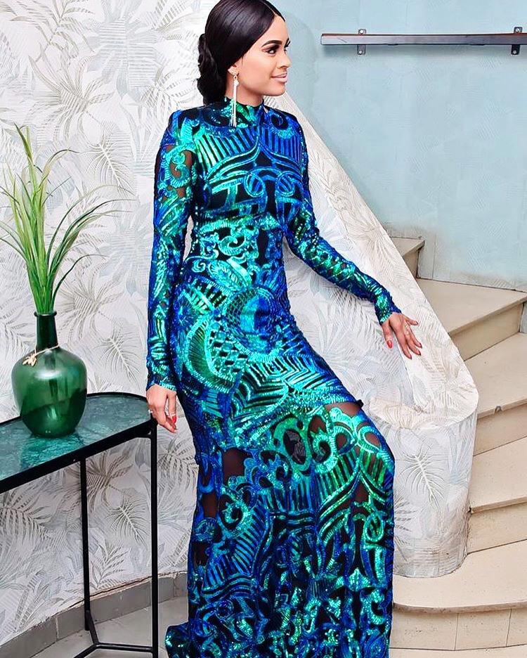 PHOTOS - L'incroyable anniversaire de Marie Louise Diaw, la Première dauphine de Miss Dakar 2012