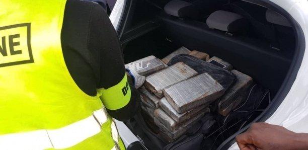 Ziguinchor : un individu arrêté avec 1kg de cocaïne