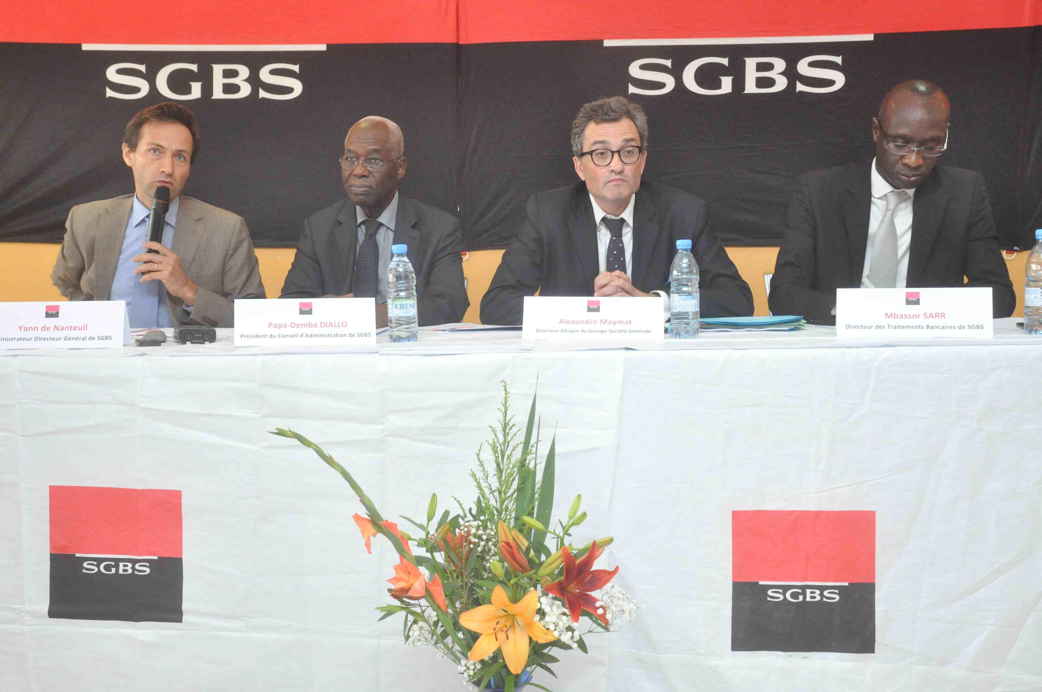 La SGBS condamnée à payer 1 million FCFA à ...