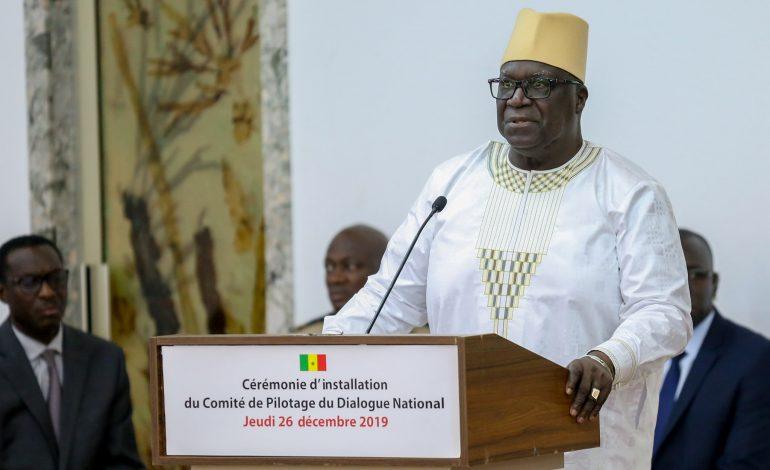Dialogue national : réunion des présidents de commissions, vendredi