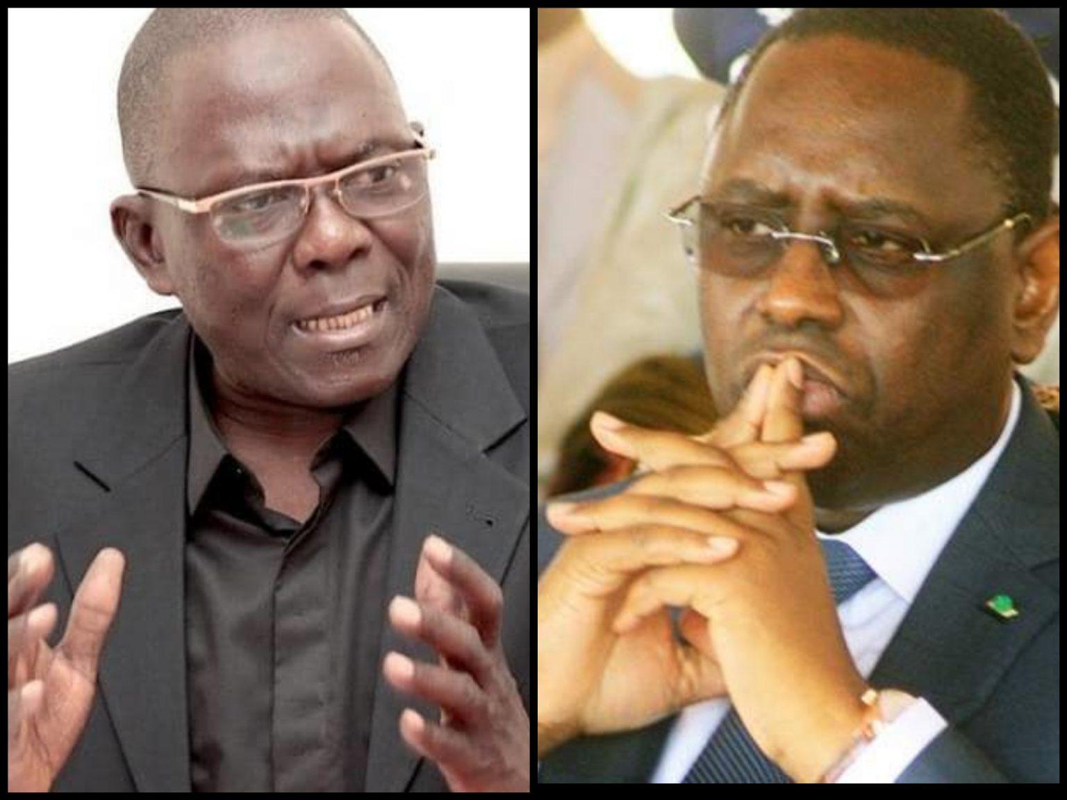 Exclu de l'APR, Moustapha Diakhaté pourra-t-il ébranler Macky Sall?
