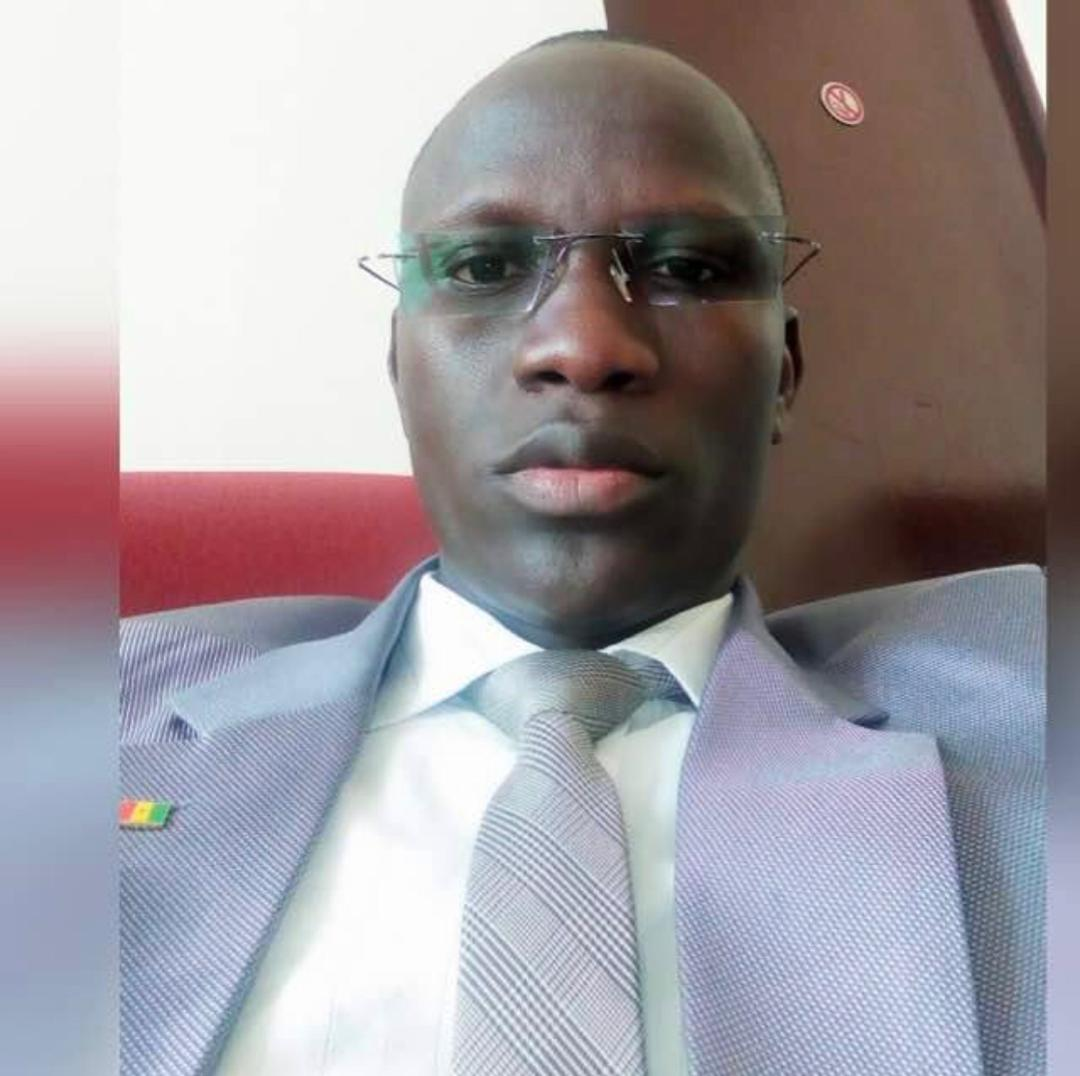 Ndiao Fall,  Le Monde à Dakar ( Ndlr : Rien à avoir avec le journal lemonde.fr )